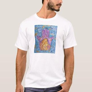 Love Hamsa T-Shirt