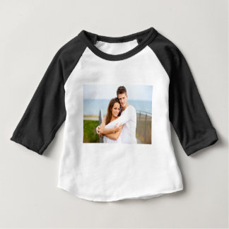 Love Happy Couple Baby T-Shirt
