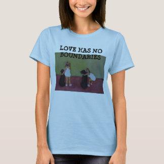 LOVE HAS NO BOUNDARIES - SHIRT