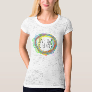 Love Has No Gender T-Shirt