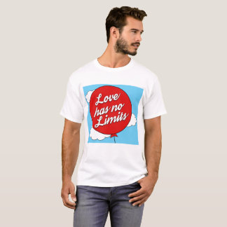 Love Has No Limits Balloon Tee