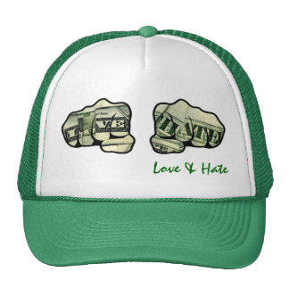 love & has to you trucker hat