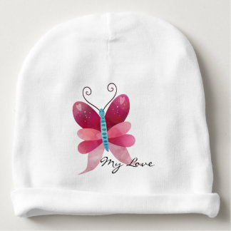 Love Hat for baby Baby Beanie