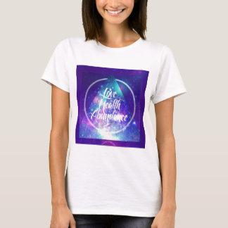 love-health-abundance zen series T-Shirt