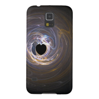 love Heart Case For Galaxy S5