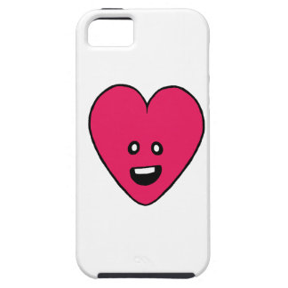 Love Heart cute health indicator design Case For The iPhone 5