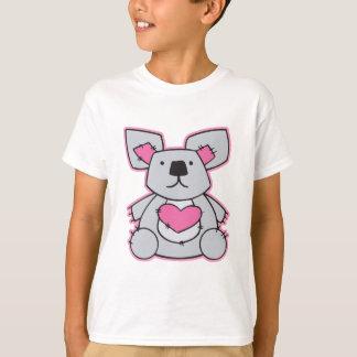love heart koala bear T-Shirt