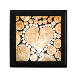 Love, heart, romance, wood mosaic gift box