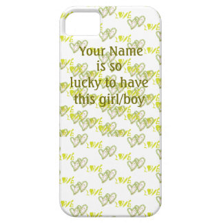 Love heart special one iPhone 5 case
