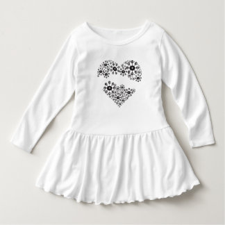 Love Heart - White dress