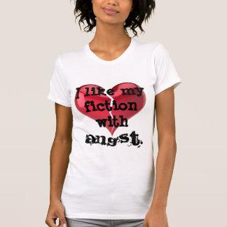 Love heartbreaking fics - let'em know! T-Shirt