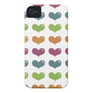 Love Hearts BlackBerry Bold Case
