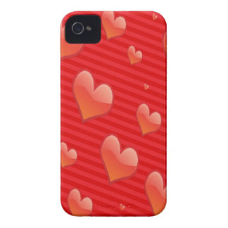 """Love Hearts"" BlackBerry Bold Case"