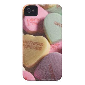 Love Hearts Blackberry Case