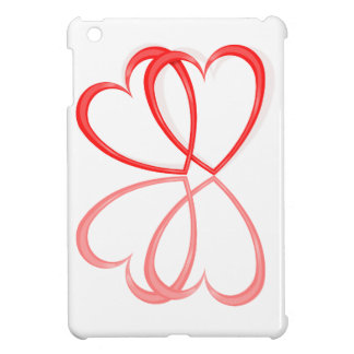 Love hearts. iPad mini cases