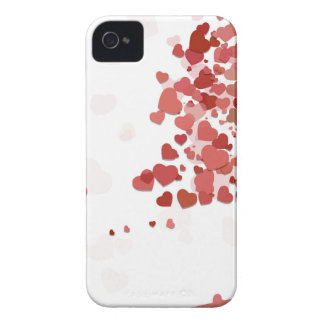 Love Hearts iPhone 4 Covers