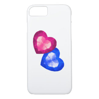 Love hearts iPhone 7, Barely There iPhone 7 Case