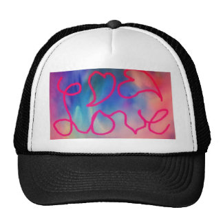 Love & Hearts Trucker Hat