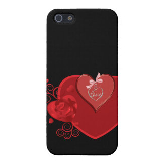 Love Heartstrings iPhone 5/5S Case