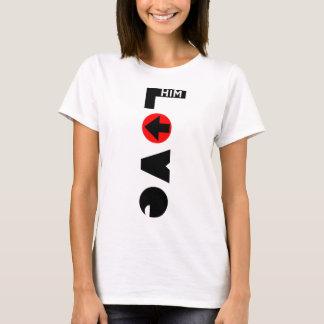 Love Him Couple Women's Basic T-Shirt