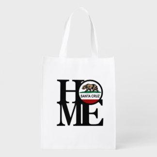 LOVE & HOME Santa Cruz Resusable Bag Reusable Grocery Bags