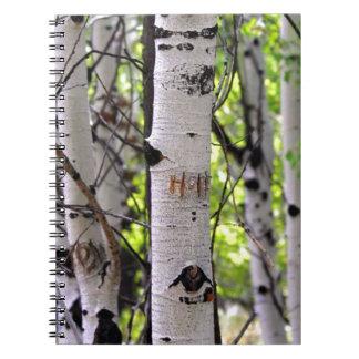 Love, Hope and Faith Notebooks