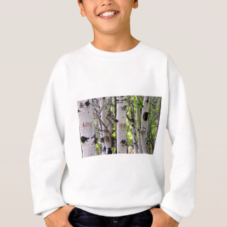 Love, Hope and Faith Sweatshirt