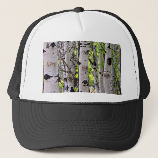 Love, Hope and Faith Trucker Hat