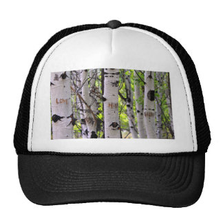 Love, Hope and Faith Trucker Hat