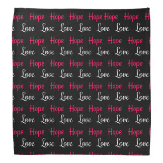 Love & Hope Bandana