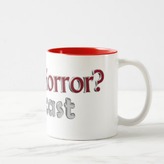 Love Horror? Podcast 11oz Mug