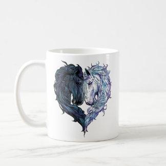 Love Horses Coffee Mug