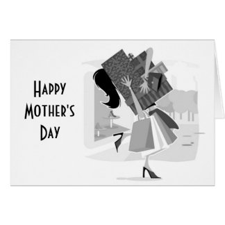 LOVE & HUMOR FOR YOUR MOM ON MOTHER'S DAY GREETING CARD