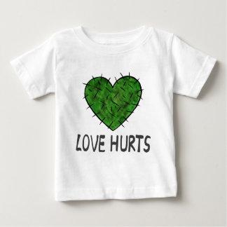 Love Hurts Baby T-Shirt