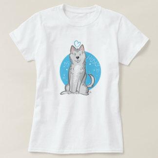 Love Husky - Women's T-Shirt