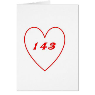 Love, I Love You Card