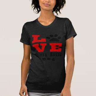 Love Ibizan Hound Dog Designes T-Shirt