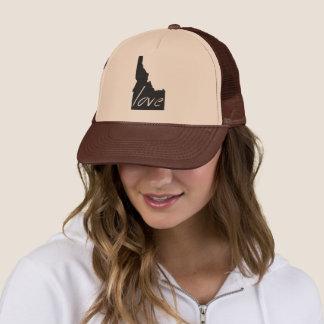 Love Idaho Trucker Hat
