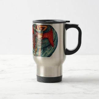 Love in a Mist by Burne-Jones Travel Mug
