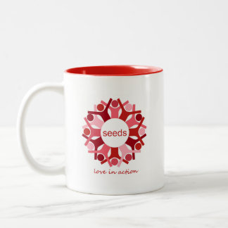 Love In Action Mug