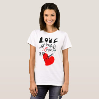 Love In Any Language T-Shirt