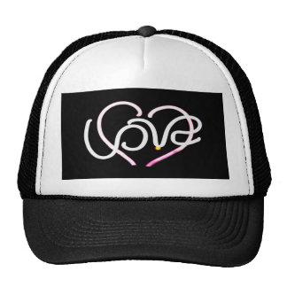 Love in Neon - Modern Romance Mesh Hat