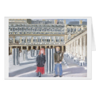 LOVE IN PARIS CARD