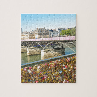 Love in Paris Jigsaw Puzzle