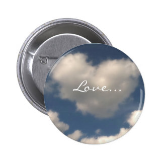Love in the Air 2 Inch Round Button