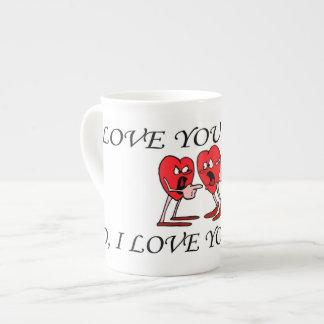 'Love in the air' Bone China Mug