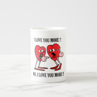 'Love in the air' Bone China Mug