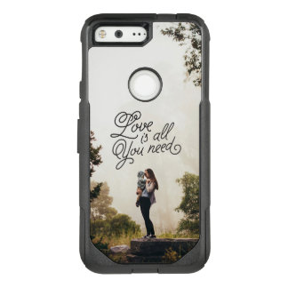 Love in the Air OtterBox Commuter Google Pixel Case