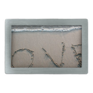Love In The Sand Belt Buckles