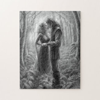 Love in the Woods Puzzle